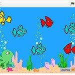 cuentas bajo el mar scratch ARte con clase manualidades tanto en casa como en clase